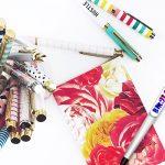 プレゼントに最適♡100均で揃う!華やかで可愛いハーバリウムボールペンの作り方。